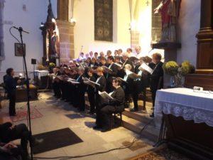 Concert de Noël L'Oiseau Lyre @ Eglise de Pouxeux